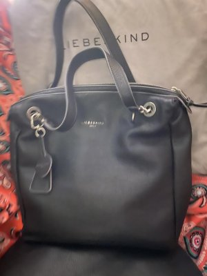 Liebeskind Shopper black-silver-colored