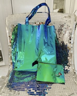 Shopper Tasche Arielle Disney Strand Einkauf Laser