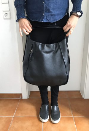Hugo Boss Shopper lichtgrijs-zwart