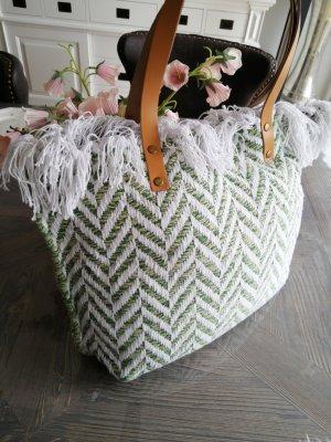 Shopper Tasche Boho Stil Stofftasche