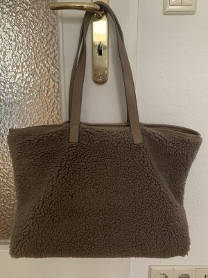 Vero Moda Shopper marron clair