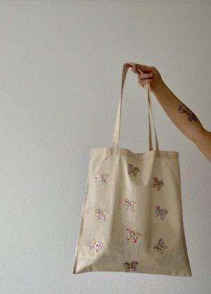 Shopper/ Tote Bag/ Jute Tasche