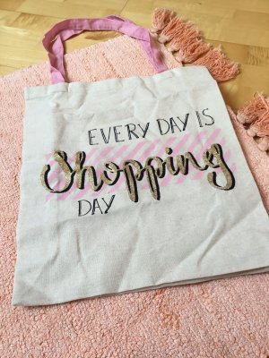 Shopper room-roze