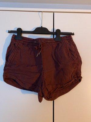 H&M Shorts bordeaux
