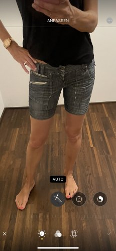 Miss Sixty Shorts azul oscuro