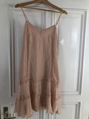 Short Dress in zartem rosa