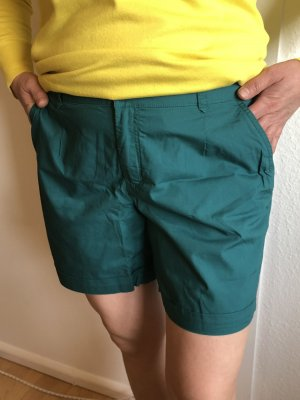 Yessica Shorts petrolio Cotone