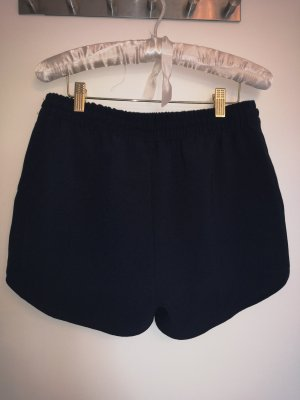 Only Shorts blu scuro