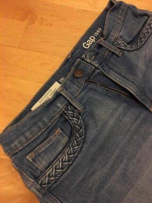 Gap Shorts azul acero-gris pizarra