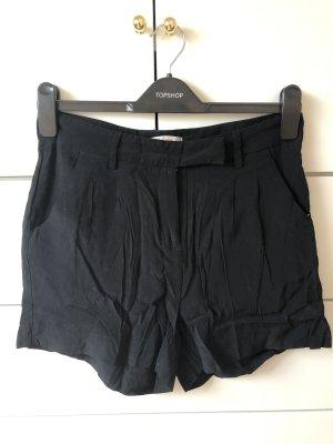 Collezione Pantaloncino a vita alta nero