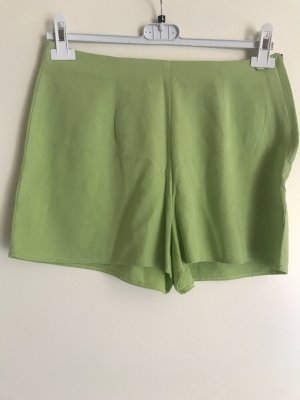 Hennes Collection by H&M Pantaloncino a vita alta menta