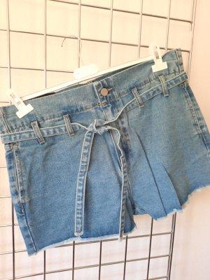 Made in Italy Pantaloncino di jeans blu