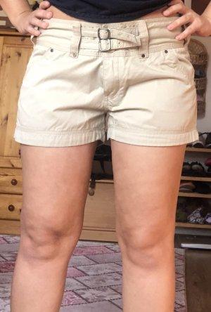 Triple Five Soul Pantalone corto beige chiaro