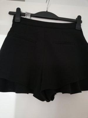 Short mit Rüschen Zara Basic XS