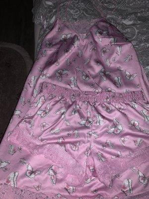 Kimono rosa-rosa chiaro