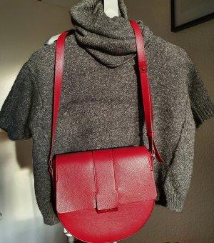 Henry Cotton's Knitted Sweater dark grey