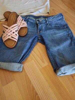 Bonita Pantaloncino di jeans blu
