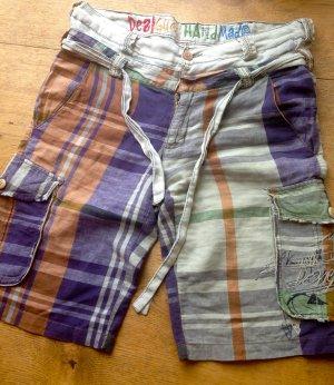 Desigual Skort multicolore coton