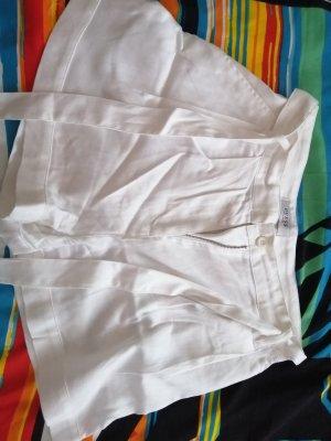 Guess High-Waist-Shorts white