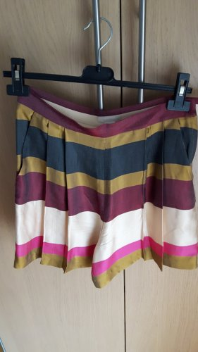 H&D Collection Skorts multicolored polyamide