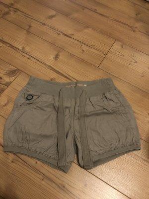 Bershka Hot pants beige