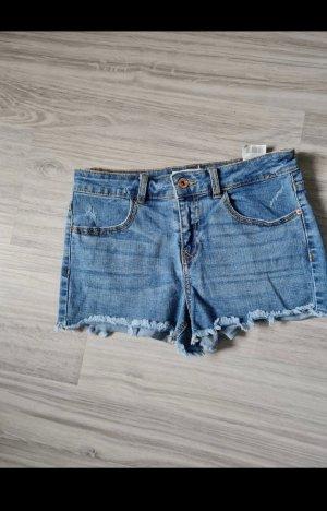 Pimkie Jeansowe szorty jasnoniebieski