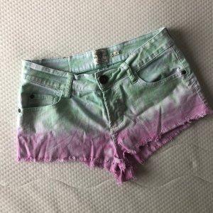 River Island Shorts celeste-rosa