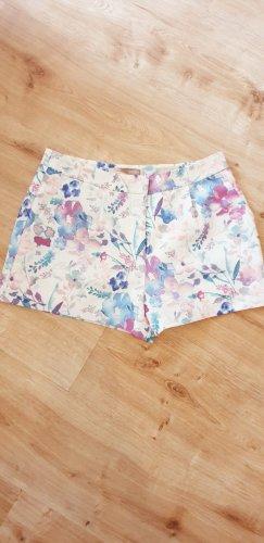 Shorts 34 xs Forever 21 flower hippie