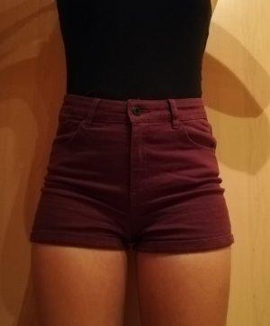 Clockhouse Shorts bordeaux