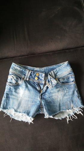 LTB Shorts steel blue