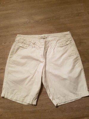 Tom Tailor Shorts bianco