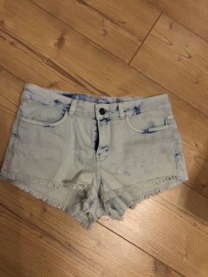 H&M Hot pants azuur