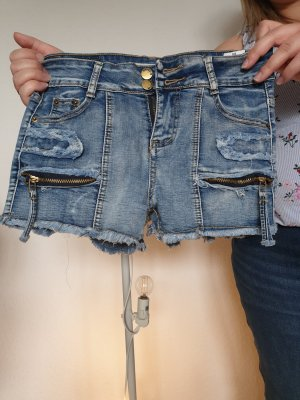 Butik Denim Shorts blue