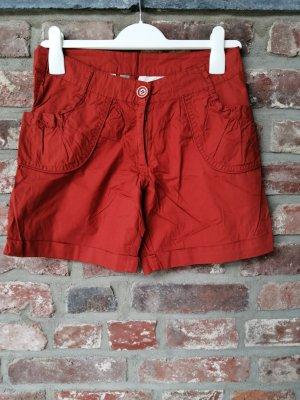 Denim Co. Pantalone da ginnastica rosso mattone