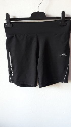 Pro Touch Sport Shorts black-silver-colored
