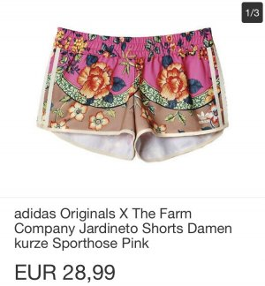 Adidas Originals Sport Shorts multicolored
