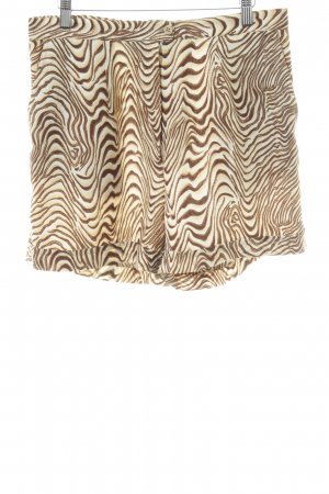Shorts Allover-Druck Casual-Look