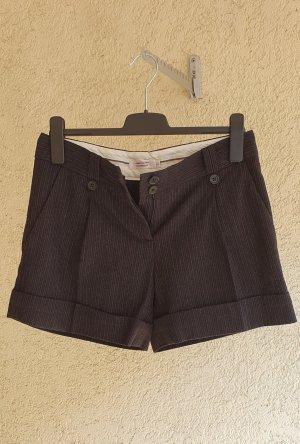 Shorts aus dünner Wolle Größe M/40 Comptoir des Cotonniers