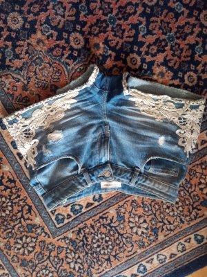 Denim Pimkie Denim Shorts natural white-light blue