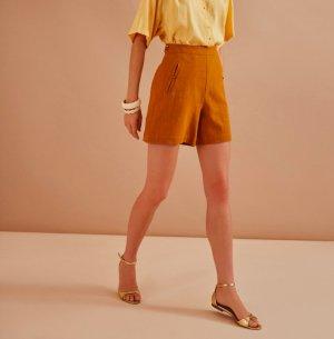Shorts aus Ramie von Des Petits Hauts, Größe XS