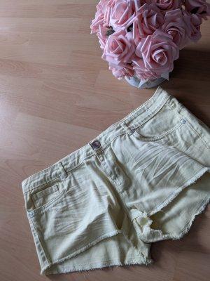 & DENIM Shorts yellow