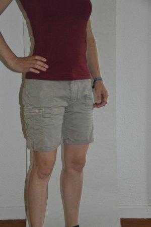 Shorts beige - Le temps des cérises