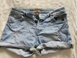 BSK by Bershka Short blauw