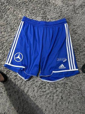 Adidas Pantalón corto deportivo blanco-azul