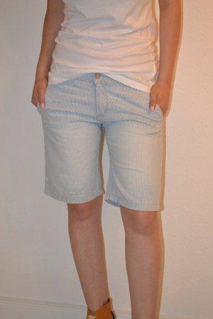 Shorts blau weiß H&M LOGG