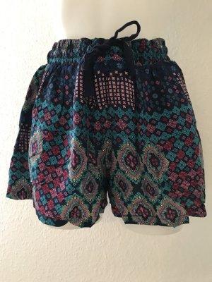 Shorts bunt Größe 36