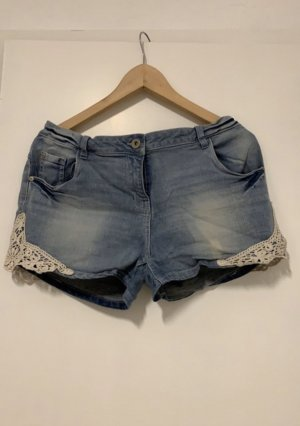 Blue Motion Shorts azul