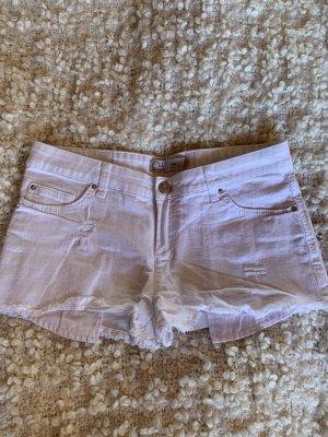 Clockhouse Denim Shorts white