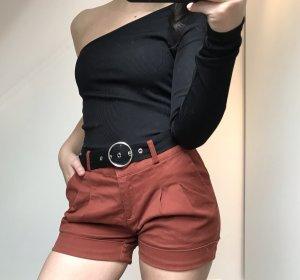 Ann Christine Hot Pants russet