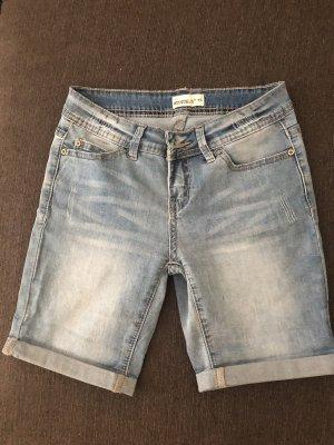 My Holly's Short en jean bleu clair